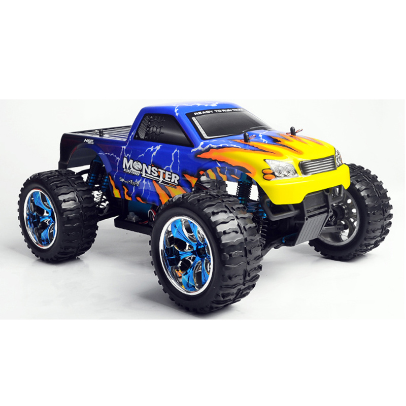 Xe Điều Khiển Off Road Monster Truck HSP 94111 Pro 1:10 4WD Brushless
